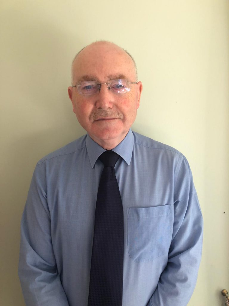 Dr. Patrick Noone
