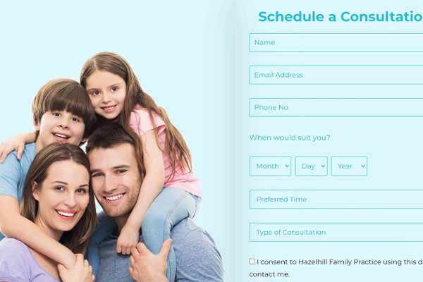 Hazelhillfamilypractice.com is the fastest way to book an appointment with Hazelhill Family Practice doctors in Ballyhaunis