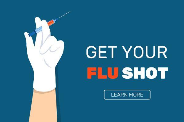 Flu vaccines are provided by Hazelhill Family Practice, Ballyhaunis Doctor GP